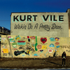 album cover Wakin On A Pretty Daze (KURT VILE)